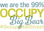 Occupy Big Bear City T-Shirts
