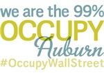 Occupy Auburn T-Shirts