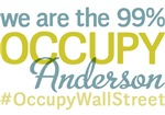 Occupy Anderson T-Shirts