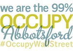 Occupy Abbotsford T-Shirts
