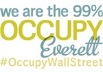 Occupy Everett T-Shirts