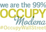 Occupy Modena T-Shirts