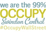 Occupy SwindonCentral T-Shirts