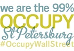 Occupy St Petersburg T-Shirts