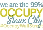 Occupy Sioux City T-Shirts
