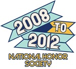2008 to 2012 National Honor Society