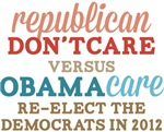 Obamacare vs Don't Care