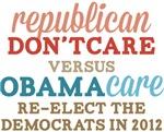 Obamacare vs Don't Care