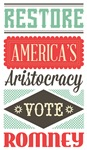 Romney Aristocracy