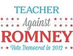 Teacher Against Romney