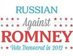 Russian Against Romney