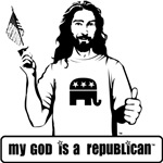 My God is a Republican