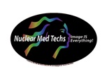 Nuclear med tech Image is everything black