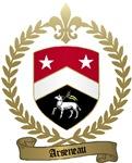 ARSENEAU Family Crest