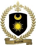 AMIREAU Family Crest