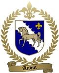 AUBIN Family Crest