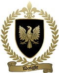 DAIGLE Family Crest