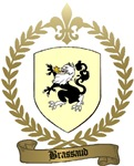 BRASSAUD Family Crest