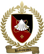 BABINEAUX Family Crest