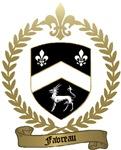FAVREAU Family Crest