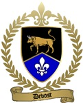 DEVOST Family Crest