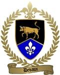 DEVAUX Family Crest