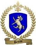 DENEAU Family Crest