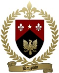 DAUPHIN Family Crest
