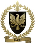 DAIGRE Family Crest