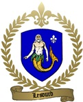 LESOURD Family Crest