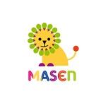 Masen Loves Lions