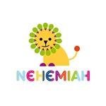 Nehemiah Loves Lions