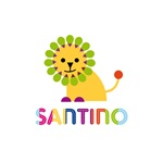 Santino Loves Lions