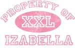 Property of Izabella