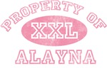 Property of Alayna