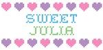 Sweet JULIA