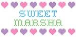 Sweet MARSHA