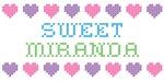 Sweet MIRANDA