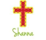 Shanna Bubble Cross