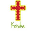 Keisha Bubble Cross