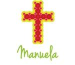 Manuela Bubble Cross