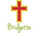 Bridgette Bubble Cross