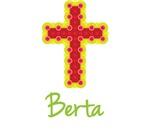 Berta Bubble Cross