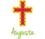Augusta Bubble Cross