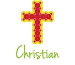 Christian Bubble Cross