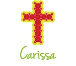 Carissa Bubble Cross