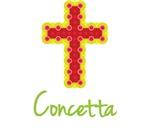 Concetta Bubble Cross