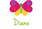 Diane The Butterfly