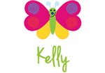 Kelly The Butterfly