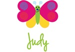 Judy The Butterfly